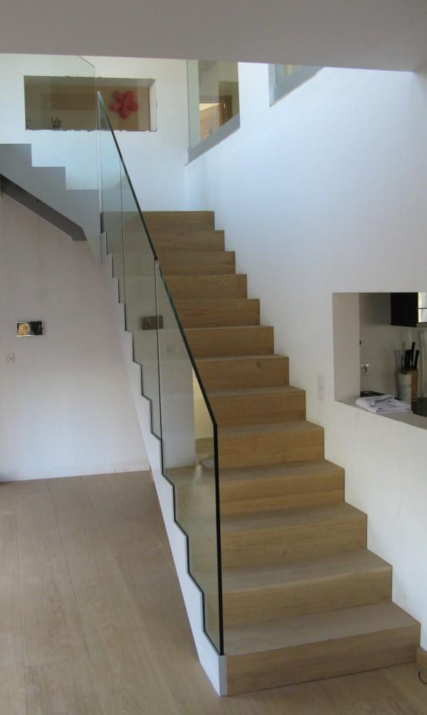 La naissance d 39 un escalier design blog de vdv for Construction escalier beton interieur