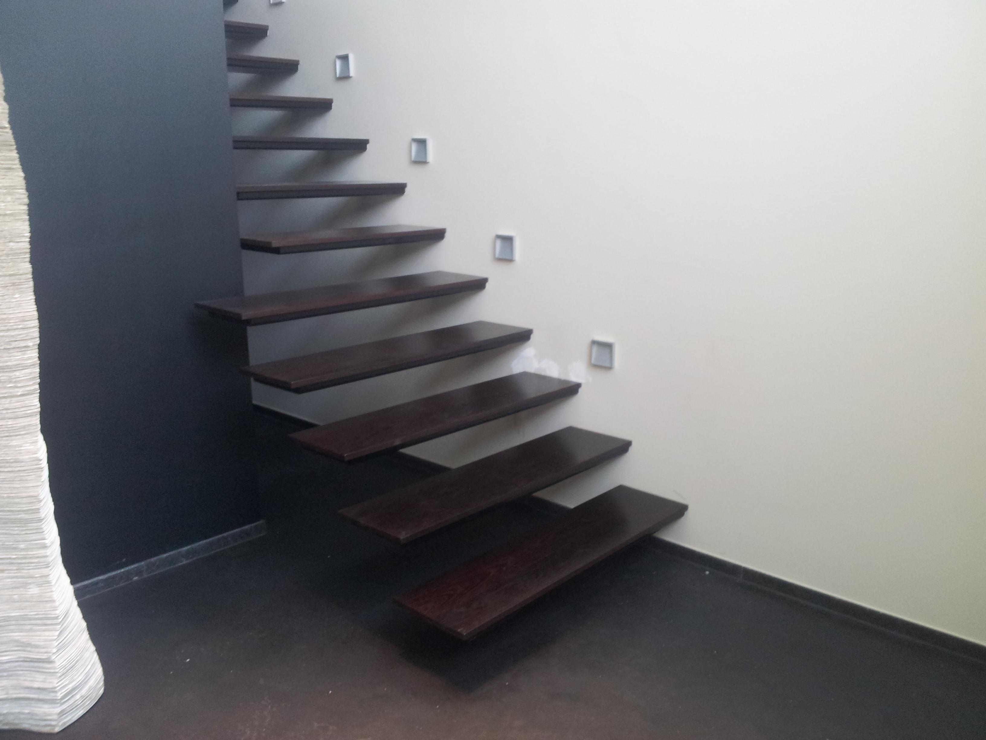 Escalier VDV Intemporel marches en bois