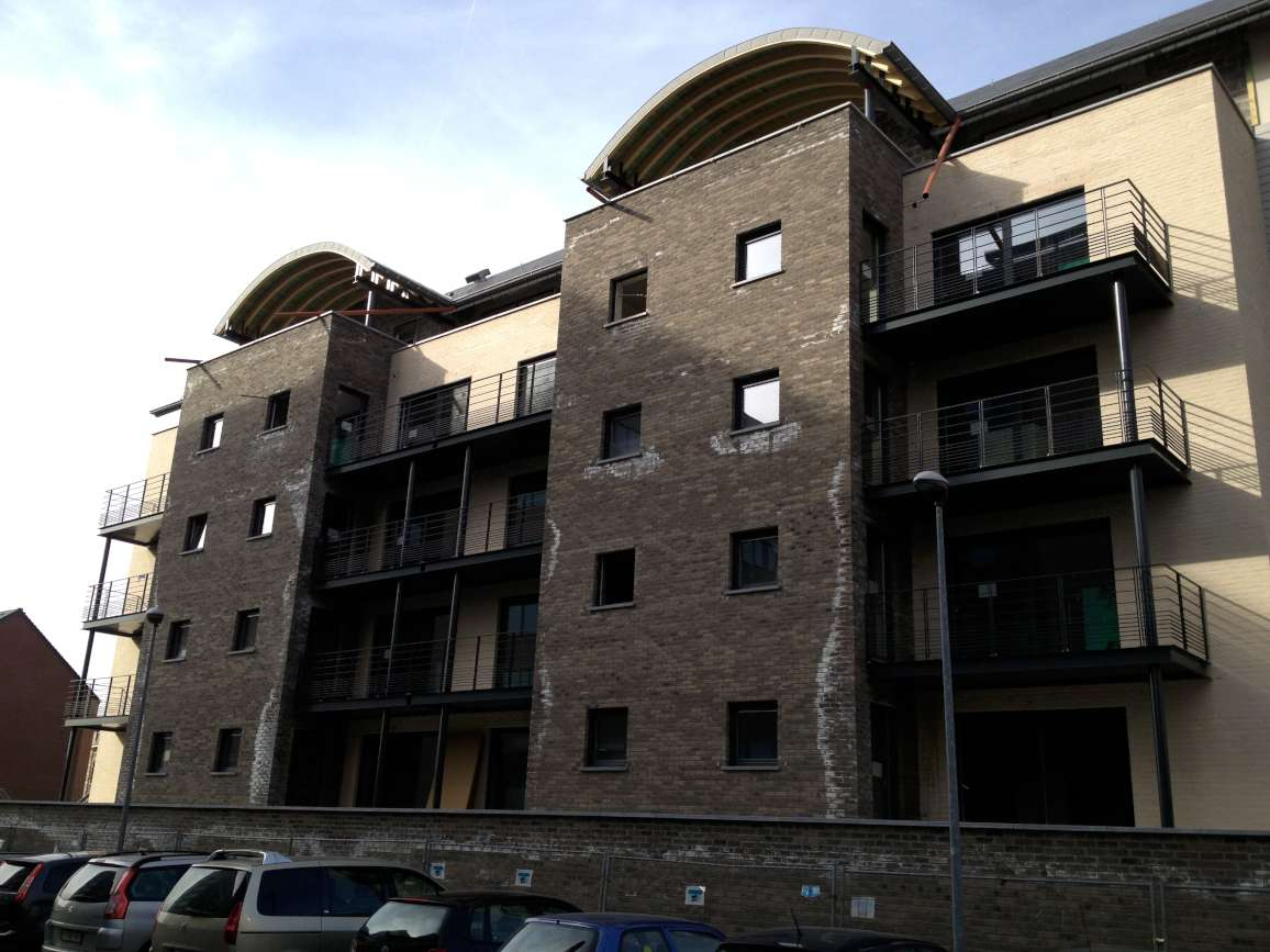 Terrasses métallique et garde-corps