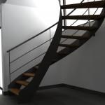 3D Escalier VDV Design de la gamme Serenity